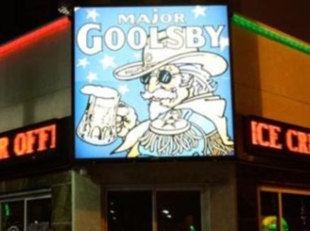 Image for Major Goolsby's